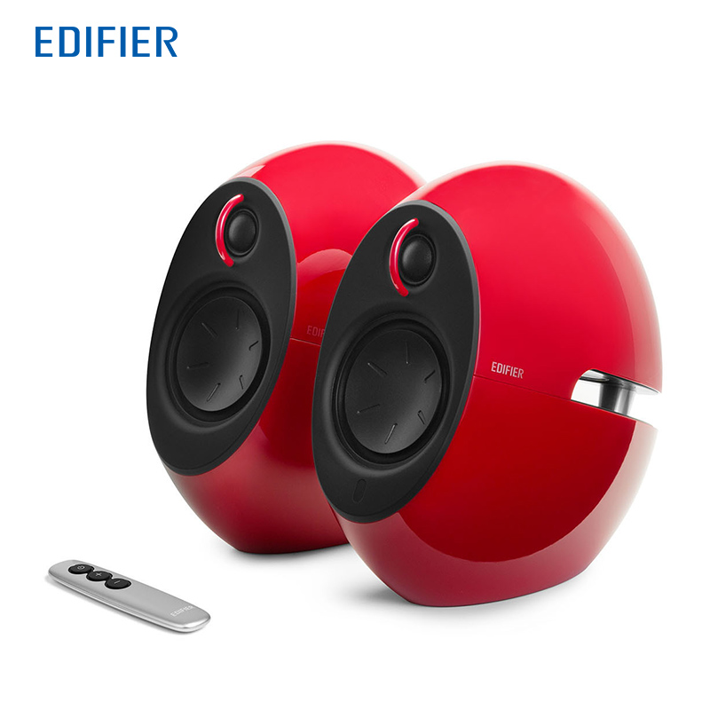 Edifier E25HD Heavy Bass Multimedia Speaker with Enhanced Sound for Laptop / PC / Computer System 3D Stereo Music Mini Speaker