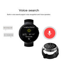 Smart Watch Android 7.0 Smartwatch LTE 4G Smart Watch Phone Heart Rate 1GB + 16GB Memory with Camera Translation tool Z28