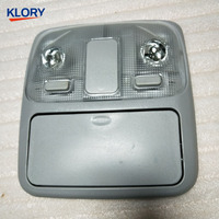 Car Interior Lights Reading Lamp with glasses case box for Great wall haval hover h5 h3