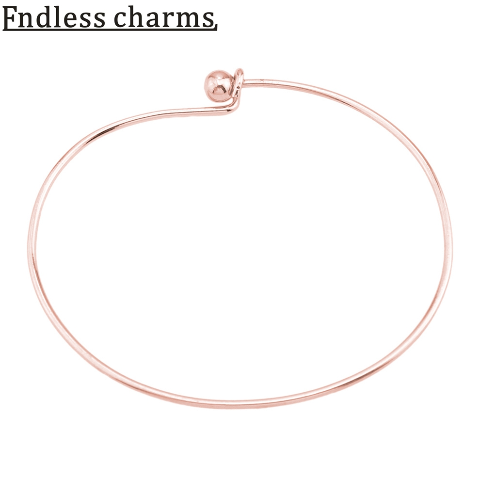 Wire Choker Blanks Center Gardner Bender Gvd504a Circuit Alert Tester Be The First To Write A Endless Charms Original Copper Metal Expandable Adjustable Blank Rh Aliexpress Com Memory Chokers Sliding Rope Slings