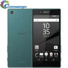 Original Sony Xperia Z5 E6683 Dual SIM / Z5 E6653 Single SIM 3G RAM 32G ROM Android 23.0MP 4G TD-LTE/FDD LTE 5.2'' Cell Phone