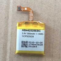 for HUAWEI Watch 1 Watch1 HB442528EBC 300mah Battery Batteries