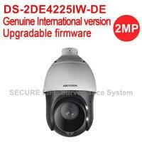 Hikvision DS 2DE4225IW DE International Version 2MP 25x Speed Dome CCTV PTZ Camera Ultra Low Light
