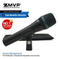Alta qualidade 935 profissional ao vivo vocais com fio microfone e935 karaoke cardióide dinâmico handheld microfone microfone microfone|Microfones| |  -