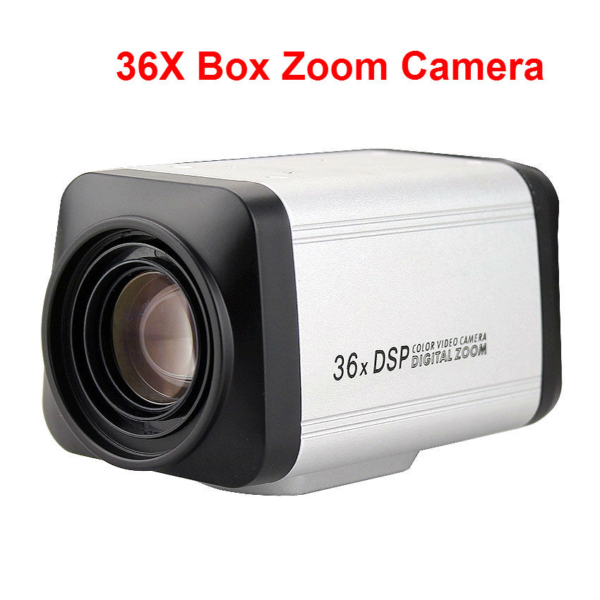 Auto Focus 1200TVL CMOS 36X Box Zoom Security camera CCTV Analog CameraAuto Focus 1200TVL CMOS 36X Box Zoom Security camera CCTV Analog Camera