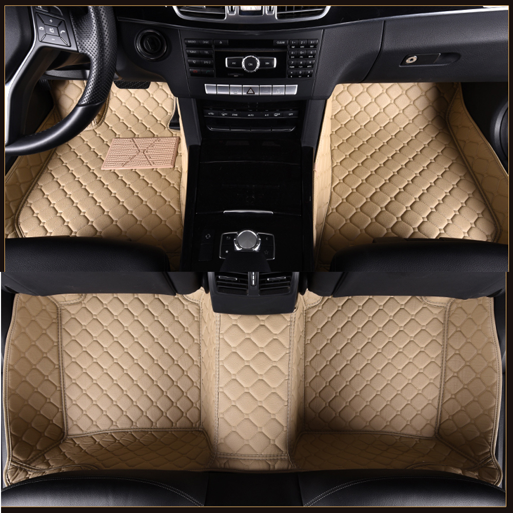 Car floor mats for Mercedes Benz S class W221 280 350 400 500 600 L S63 S65 AMG all weather car-styling carpet linersCar floor mats for Mercedes Benz S class W221 280 350 400 500 600 L S63 S65 AMG all weather car-styling carpet liners