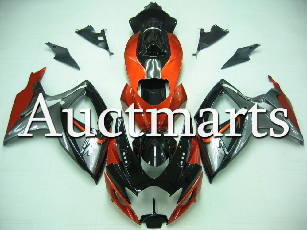 Fit for Suzuki GSX-R 600 2006 2007 ABS Plastic motorcycle Fairing Kit Bodywork GSXR600 06 07 GSXR 600 GSX R600  CB35