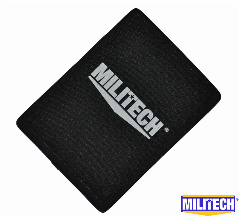 MILITECH 6'' x 8'' NIJ IV Stand Alone Bulletproof Side Panel Al2o3 NIJ IV Stand Alone Ballistic ESAPI NIJ level 4 SAPI Armor alone vol 4