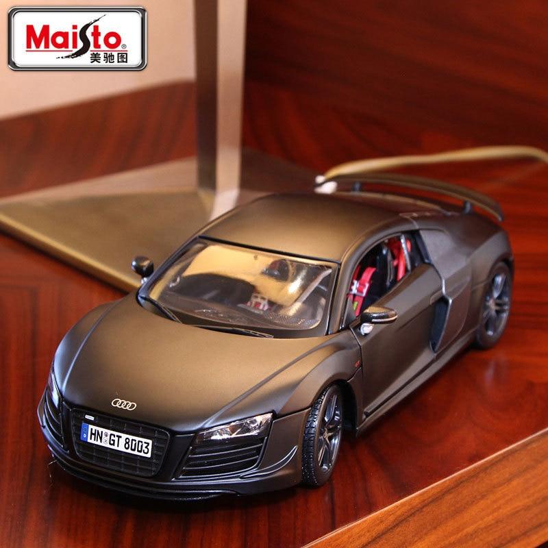 1//18 Pièces détachés Audi TT Rodster Maisto