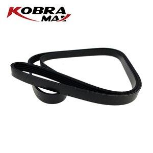 Image 2 - KOBRAMAX אוטומטי חלקי משולש v מצולע חגורה 5PK1750 עשוי באיכות גבוהה גומי Gwear התנגדות עבור רנו