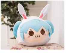 Anime Hatsune Miku Plush Toy cute Doll Soft Stuffed Pillow Cushions Toys Gifts 30cm
