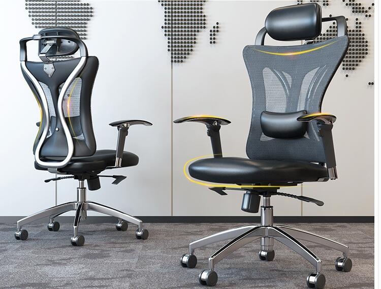 Купить с кэшбэком Free shipping computer chair. The boss chair. Waist support chair swivel chair lift
