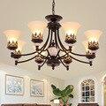 Светодиодная Люстра для гостиной  светильники  американская подвеска  Светильники для спальни  подвесные светильники для столовой  подвесн...