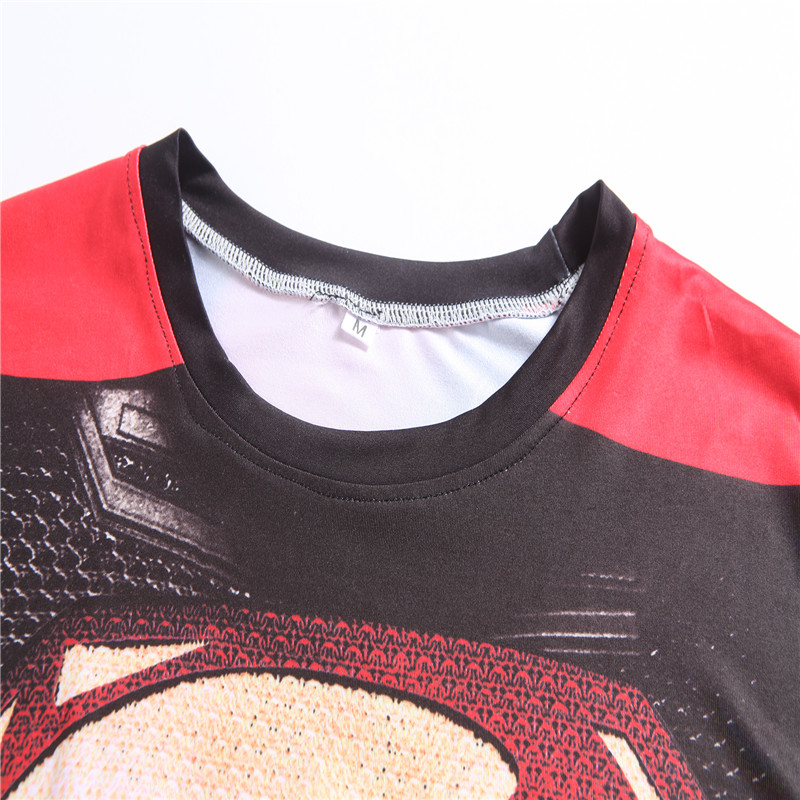 Καλοκαιρινό Fitness T Shirt 3D Τυπωμένα T-Shirts - Ανδρικός ρουχισμός - Φωτογραφία 4