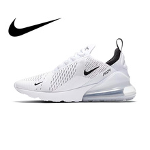 3dae54091d79 Genuine Nike Air Max 270 Men s Running Shoes Sneakers Outdoor Sport Lace-up  Jogging Walking