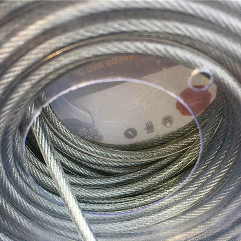 2.6/3.0mm 450g Trimmer Fio Cabo de Corda Linha Strimmer Roçadora Trimmer Longa Rodada Rolo de Grama Fio Substituição sobre 45-60 M