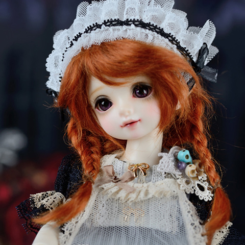 1/6 ตุ๊กตา BJD ตุ๊กตา BJD/SD น่ารักน่ารัก Aileen Camellia (2 หัว + body) เรซิ่นตุ๊กตาเด็กผู้หญิงของขวัญวันเกิดของขวัญ-ใน ตุ๊กตา จาก ของเล่นและงานอดิเรก บน   2