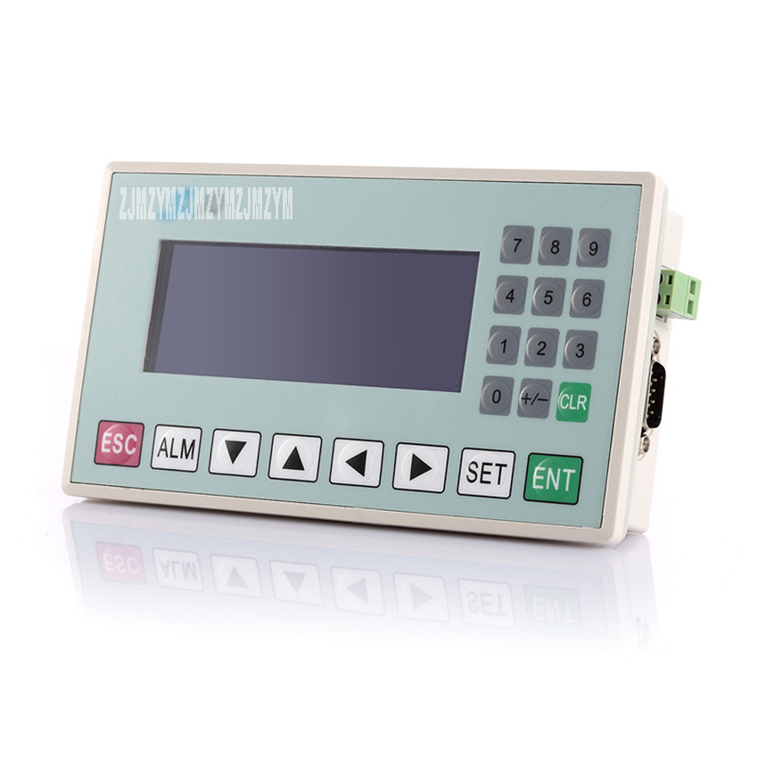 MD204L-V4 Text Display , High-quality 24V 3.7-inch TEXT Panel Display Screen 192X84 Pixels Support 4 LinesX12 Chinese Characters dhl ems 2 sets 1pc md204lv4 md204l text display new in box