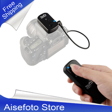 High quality 2.4G Shutter Release Wireless Remote Control Transmitter Receiver for Canon Pentax Samsung Contax DSLR Camera