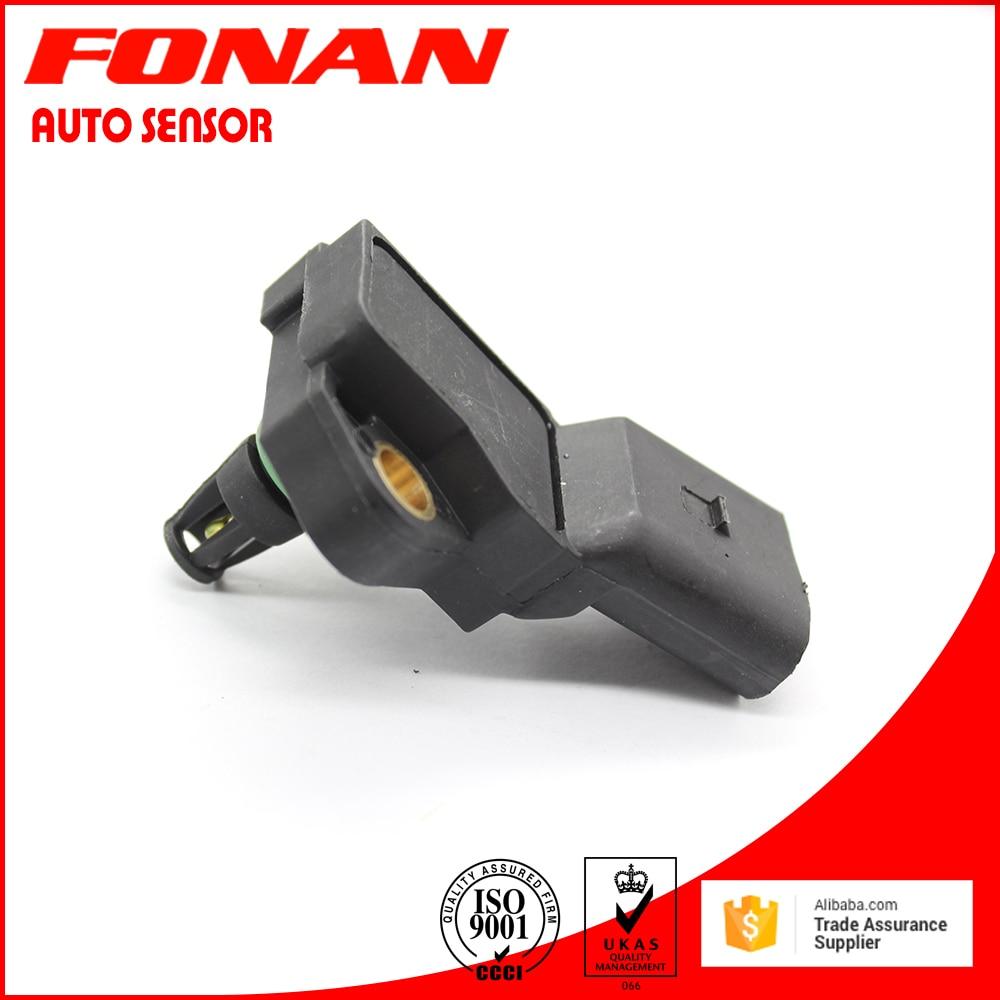 0281006060 0281006059 High Quality 4 BAR Intake Manifold Boost Pressure MAP Sensor For VW SKODA AUDI SEAT 03K906051