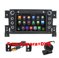 Quad core RK3188 CPU 2 Din АВТОМОБИЛЬНЫЙ DVD GPS ПЛЕЕР для Android 5.1 1024*600 Для SUZUKI GRAND VITARA WIFI 3 Г GPS Bluetooth автомагнитолы DVR