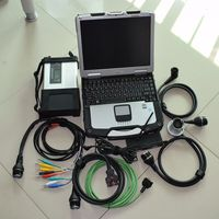 MB Star C5 SD Connect With Laptop Cf30 Military Diagnostic PC With Mb Star C5 Newest