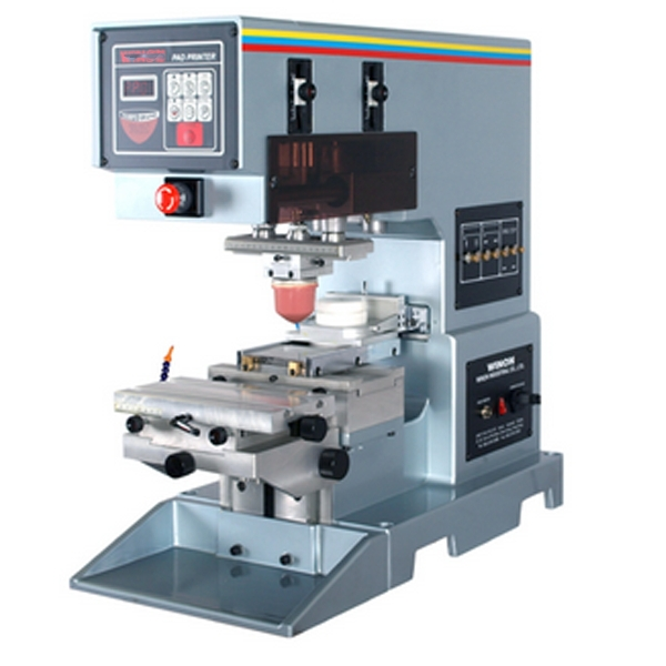 price of pad printing machine automatic tabletop ink cup pad