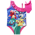 New Elsa Anna Bathing suit girl baby swimwear Girl Baby swimming suit one piece kids set child Hot kids sefor children clothes