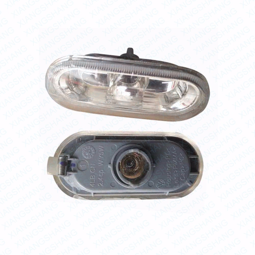 for VW bora golf 4 MK4 PASSAT POLO SHARAN SEAT SHARAN R&L Rear View Side Mirror Lamp Car Rearview Mirror Turn Signal light vw bora выпускной коллектор