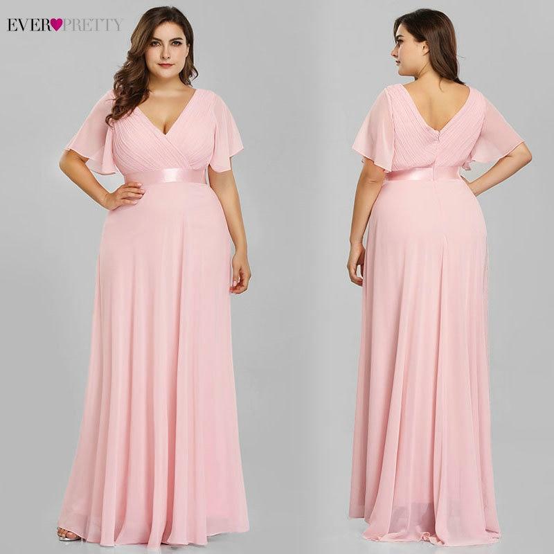 Gown Dress Chiffon Pretty