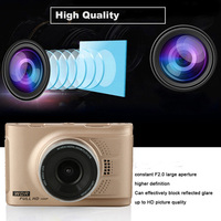 Universal 3inch screen car camera with 170 degree rotating vision cam full hd 1080p lens for.jpg 200x200