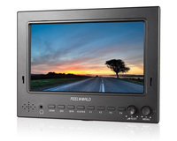 For Feelworld 7 Inch HDMI Professional Broadcast Monitor 1024x600 SDI Pro Broadcast HD Monitor ST702 HSD