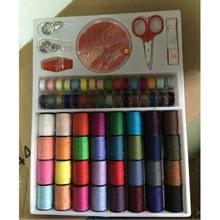 Conjunto De Coser Multi Pack multicolores Multicolor 24 Agujas y Carretes De Algodón
