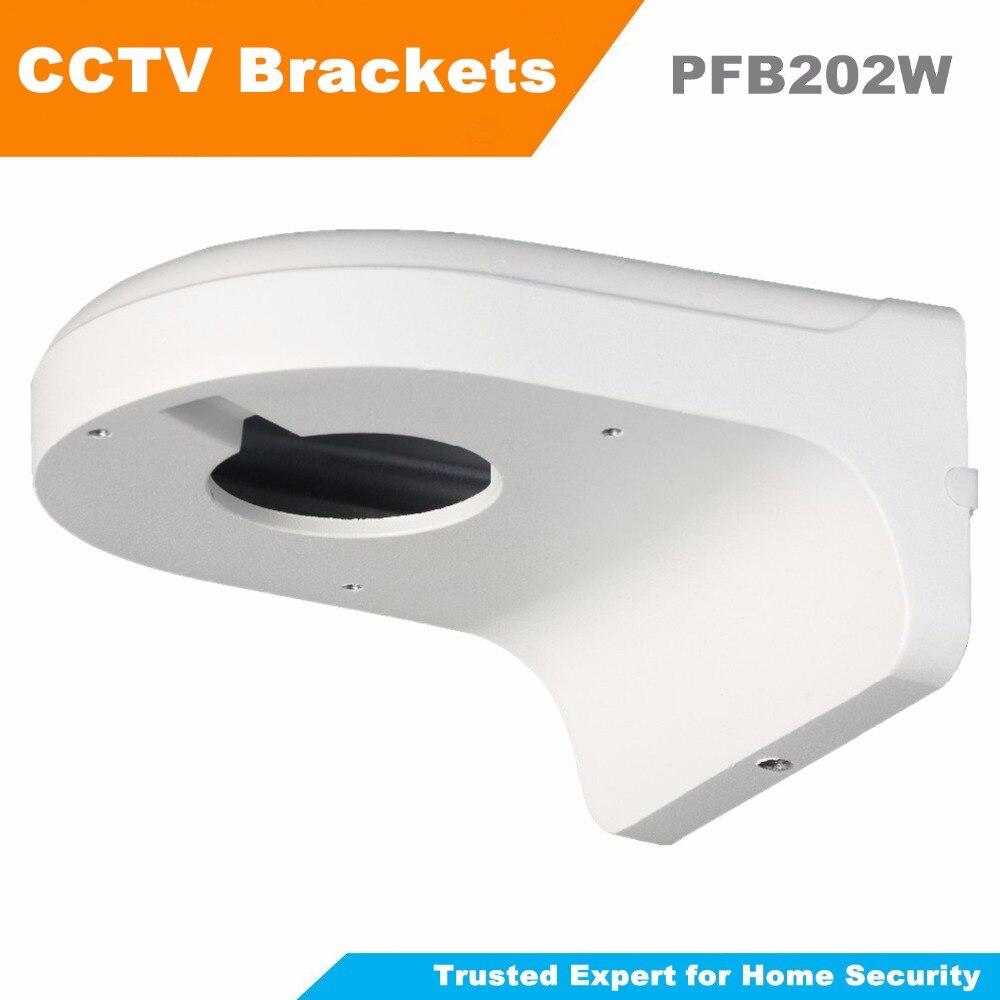 imágenes para En stock dahua cctv accesorios originales pfb202w soporte de pared a prueba de agua soporte para sd22204t-gn