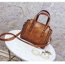 Fashion Female PU Leather Shoulder Bag