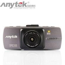 Anytek Original A88 Alta Calidad Del Coche DVR de Detección de Movimiento Full HD1080P 30fps 148 Gran Angular NTK96220 32G Grabador de Vídeo