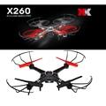 Profesional rc drones 5.8 ghz 4ch rtf 6-axis gyro rc quadcopter drone headless modo de retorno automático dron rc helicóptero de juguete toys