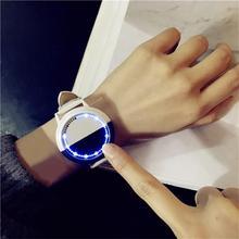 hot deal buy curren ladies men watches luxury women waterproof led watch men and women lovers watch smart electronics watches gifts 40p