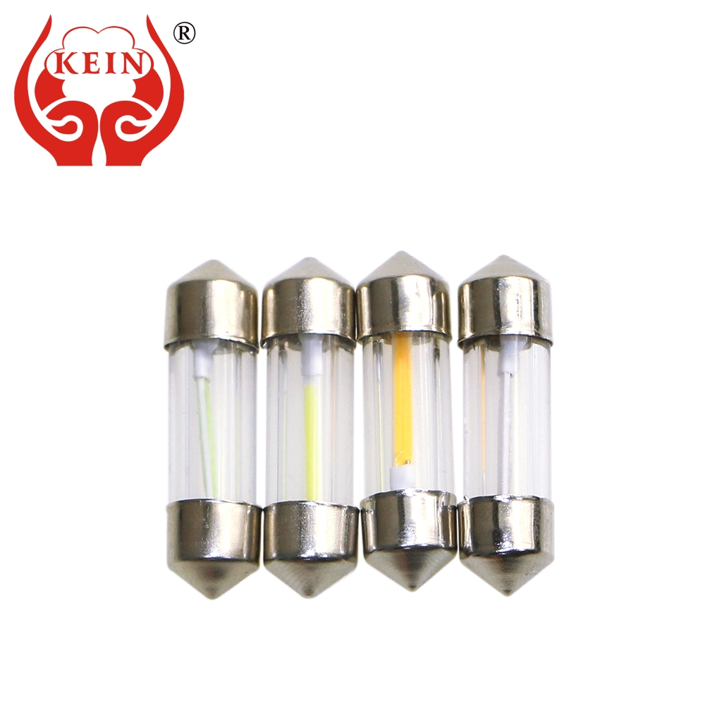 KEIN C5W C10W Led Bulb Festoon Led 31mm 36mm Auto Car 39mm 41mm Reading License Plate Light Dome Signal Lamp Blue Warm White 12V