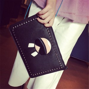 Image 3 - Mode Vrouwen Clutch Bag Leer Vrouwen Envelop Tassen Clutch Bag Vrouwelijke Koppelingen Handtas Lady Schouder Messenger Bags