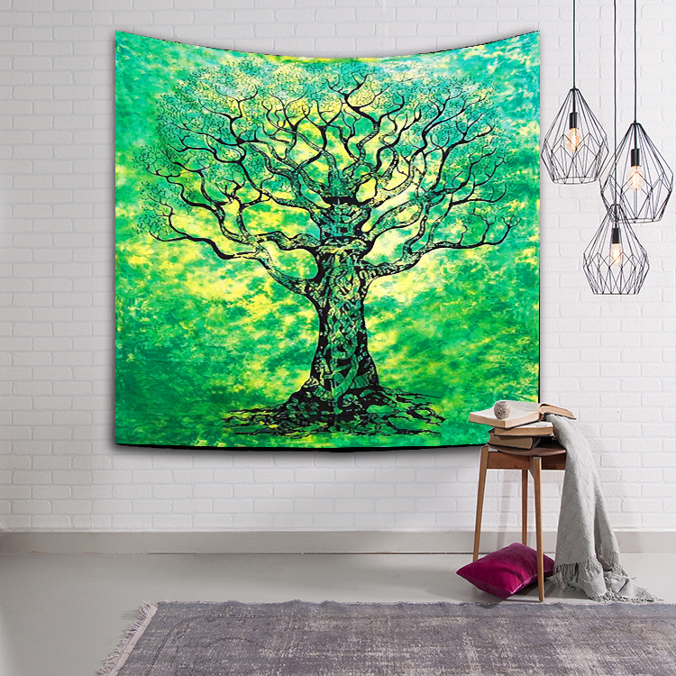 Home & Garden Bohemian Wall Tapestry Home Living Room Decor Ployester Sofa Chair Cover Soft Beach Towel Bedroom Curtain Ceiling Yoga Blanket The Latest Fashion Tapestry