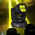 150 w LED Super Fascio di Luce In Movimento Della Testa 4X25 w Super Fascio DMX 11/16 canali Fase di Illuminazione per il della discoteca Discoteca DJ Bar Partito