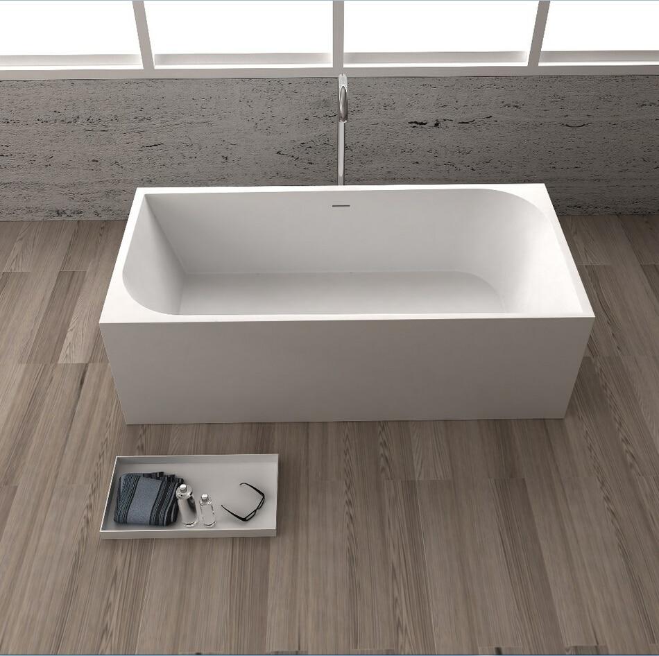 black double slipper lp shop bathtub vespasian granite polished stone modern tub hardware bathtubs signature oval