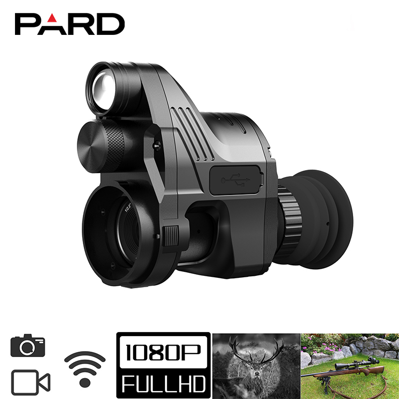 PARD Hunting-Camera Scope Supported Night-Activities To Monocular with App 250g Carry title=