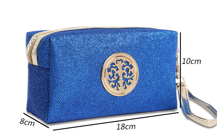 Women Cosmetic Bag Travel Make Up Bags Fashion Ladies Makeup Pouch bag