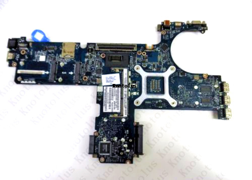 Купить с кэшбэком 594027-001 For HP 8440P 8440W laptop motherboard ddr3 Free Shipping 100% test ok