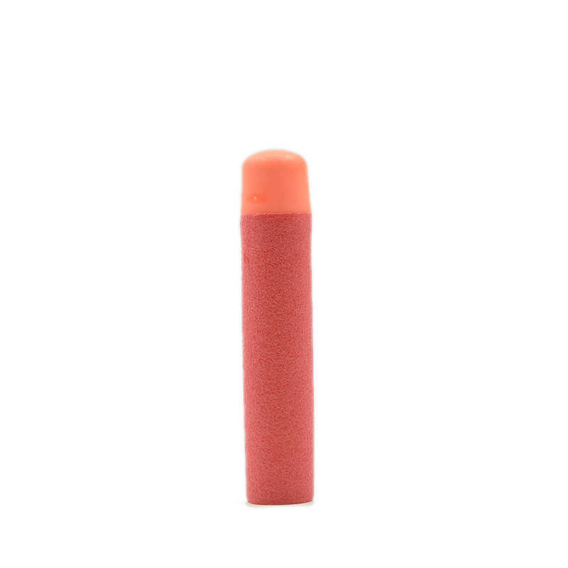 6 stks/partij 9.5x2 cm Kid Speelgoed Pistool Kogels Voor Elite Rampage Retaliator Series Blasters Refill Clip Darts Cool kid Jongen Speelgoed #10