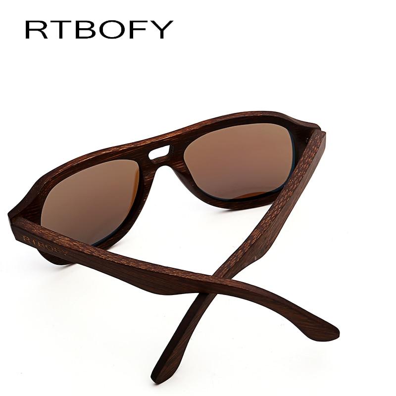 RTBOFY Ξύλινα γυαλιά ηλίου για άνδρες 2017 - Αξεσουάρ ένδυσης - Φωτογραφία 6
