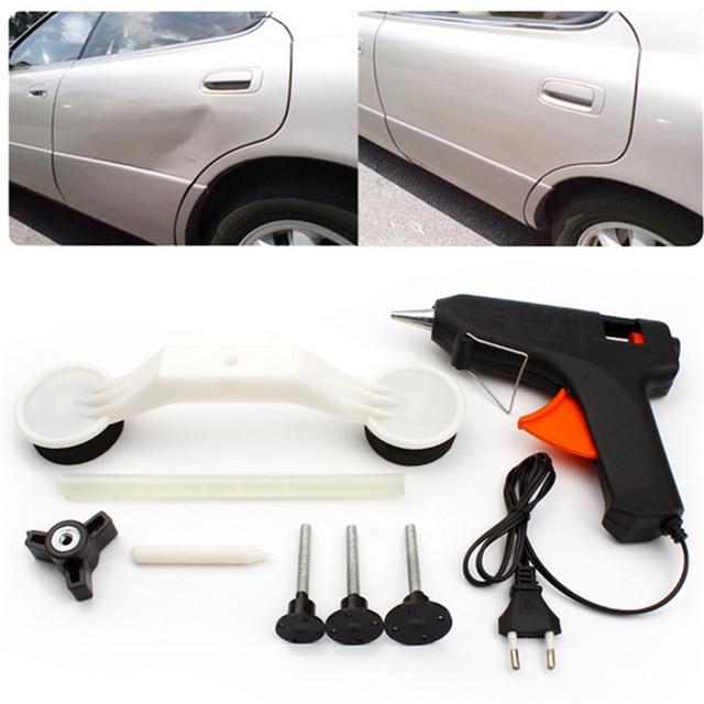 abs glue gun new popsadent ding repair removal tool set kit for