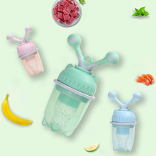 Baby Bites Childrens Fruit and Vegetable Nipples, Silicone Nipple Food bite Bags Feeding Mouth Products Nipples
